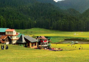 Mini Switzerland in India